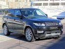 Land Rover Range Rover Sport SDV6 HSE 3.0 292 CV - MONACO Noir Métal  - 2