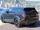 Land Rover Range Rover Sport SUPERCHARGED BLACK EDITION 5.0 V8 HSE DYNAMIC 525 CV - MONACO Noir Métal  - 5