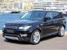 Land Rover Range Rover Sport TDV6 HSE 3.0 258 CV - MONACO Noir métal Santorini  - 1