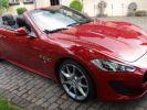 Maserati Grancabrio 4.7 V8 460 SPORT AUTOMATIQUE(03/2014) 13.700 KLM rouge métal Rosso Trionfale  - 15