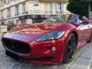 Maserati Grancabrio 4.7 V8 Sport Auto Rouge  - 2