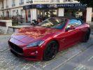 Maserati Grancabrio 4.7 V8 Sport Auto Rouge  - 1
