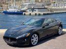Maserati GranTurismo S V8 4.7 F1 BVR 440 CV - MONACO Noir Métal  - 1