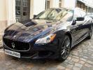 Maserati Quattroporte VI 3.0 V6 S Q4 Bleu Marine Métal  - 1