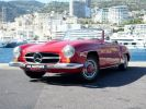 Mercedes 190 SL Rouge Occasion - 1