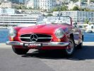 Mercedes 190 SL Rouge Occasion - 2