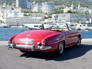 Mercedes 190 SL Rouge Occasion - 9