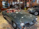 Mercedes 190 SL Cabriolet Gris  - 1