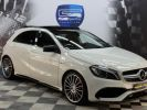 Mercedes Classe A A 45 AMG 4MATIC 2.0l turbo BLANC CALCITE Vendu - 1