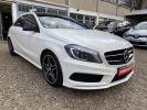 Mercedes Classe A (W176) 200 CDI FASCINATION 7G-DCT Blanc  - 3
