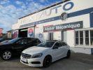 Mercedes Classe A (W176) 220 D FASCINATION 7G-DCT Blanc  - 1