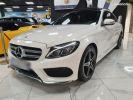 Mercedes Classe C 220D Fascination Amg Blanc  - 1