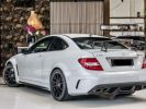Mercedes Classe C 63 AMG COUPE BLACK SERIES Blanc  - 3