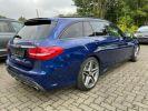Mercedes Classe C 63 AMG T 4.0 V8 Biturbo / GPS / PHARE LED / GARANTIE 12 MOIS Bleu nuit  - 3