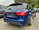 Mercedes Classe C 63 AMG T 4.0 V8 Biturbo / GPS / PHARE LED / GARANTIE 12 MOIS Bleu nuit  - 4