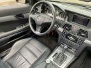 Mercedes Classe E 250 CDI Cabriolet Avant-garde (11cv) 10/2010 noir métal  - 7