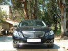Mercedes Classe E 300 CDI 7 G-TRONIC NOIR OBSYDIENNE METALLISE  - 2