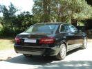 Mercedes Classe E 300 CDI 7 G-TRONIC NOIR OBSYDIENNE METALLISE  - 8
