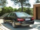 Mercedes Classe E 300 CDI 7 G-TRONIC NOIR OBSYDIENNE METALLISE  - 9