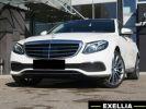 Mercedes Classe E 350 d 4 MATIC EXCLUSIVE  BLANC  Occasion - 8