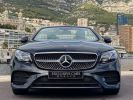 Mercedes Classe E 400 V6 3.0 4-MATIC AMG LINE CABRIOLET 333 CV BVA9 - MONACO Noir Obsidienne Métal  - 19