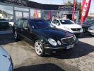 Mercedes Classe E AVANTGARDE DESIGNO NOIR METAL designo Occasion - 1