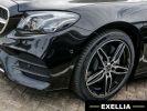 Mercedes Classe E CABRIOLET 220 D  NOIR  Occasion - 4