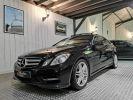 Mercedes Classe E COUPE 220 CDI 170 CV EXECUTIVE BVA Noir  - 2