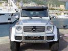 Mercedes Classe G  500 4x4°2 BREAK LONG 421 CV - MONACO Argent Iridium Métal  - 3