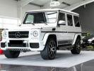 Mercedes Classe G 63 AMG 571CH BREAK LONG EDITION 463 7G-TRONIC SPEEDSHIFT + BLANC Occasion - 3