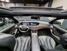 Mercedes Classe S 63S AMG 5.5 V8 Bi-turbo 585ch Noir  - 2
