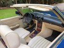 Mercedes SL 300 SL (R 107) BLEU ROI  - 12