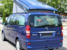 Mercedes Viano Marco Polo 2.2  CDI 163 BM (toit ouvrant)05/2013 bleu métal  - 5