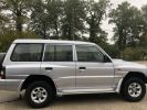 Mitsubishi PAJERO CLASSIC 2.5 TD 116ch 7 places 1ere main 81500kms garantie 12 mois europe ARGENT METAL  - 2