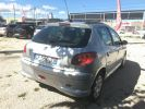 Peugeot 206 1.4 HDI STYLE  gris metal Occasion - 3