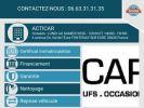 Peugeot 207 1.4 HDI 70 URBAN MOVE Blanc Occasion - 13