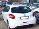 Peugeot 208 1.4 hdi business Blanc  - 2