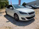 Peugeot 308 1.6 e-hdi 115 allure Blanc Occasion - 2