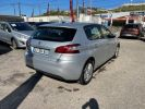 Peugeot 308 business pack 1.6 HDI Gris Occasion - 3