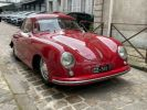 Porsche 356 Pré-A 1500 Coupé Reutter Rouge  - 3