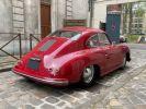 Porsche 356 Pré-A 1500 Coupé Reutter Rouge  - 5
