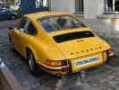 Porsche 911 2.4 S état Concours Jaune Signal  - 6