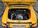 Porsche 911 2.4 S état Concours Jaune Signal  - 14