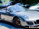 Porsche 911 991 CARRERA 4 GTS GRIS PEINTURE METALISE  Occasion - 1