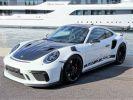 Porsche 911 TYPE 991.2 GT3 RS WEISSACH - MONACO Blanc   - 1