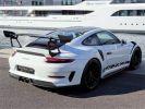 Porsche 911 TYPE 991.2 GT3 RS WEISSACH - MONACO Blanc   - 3