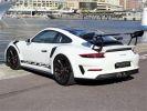 Porsche 911 TYPE 991.2 GT3 RS WEISSACH - MONACO Blanc   - 4
