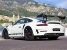 Porsche 911 TYPE 991.2 GT3 RS WEISSACH - MONACO Blanc   - 14