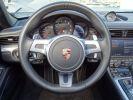 Porsche 911 TYPE 991 CARRERA 4S CABRIOLET PDK 400 CV Argent GT métal  - 12