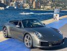 Porsche 911 TYPE 991 CARRERA 4S CABRIOLET PDK 420 CV - MONACO Gris Selenite Metal  - 3